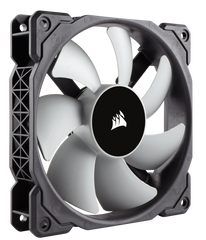 Corsair ML120, 120mm Premium Magnetic, Levitation Fan (2-Pack)