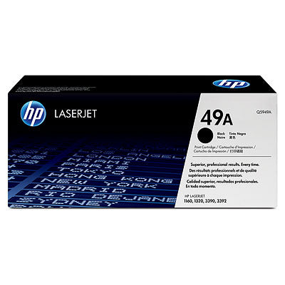 HP TONER CARTRIDGE FOR LJ1160/1320, 2500 PAGE