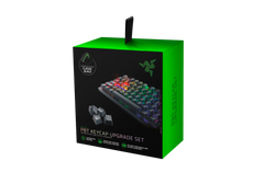 Razer Pbt Keycap Upgrade Set   Classic Black   Frml Packaging