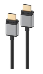 Alogic Slim Super Ultra Hdmi To Hdmi Cable Male To Male 2m Up To 8 K@60 Hz