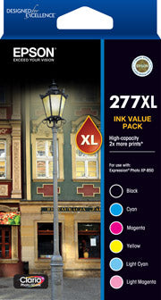 Epson 277XL Value pack
