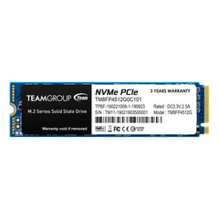 Team SSD M.2 NVME (MP34) 512GB
