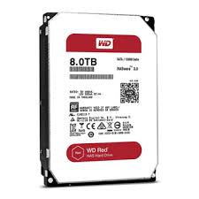 Western Digital Capacity: 8TB;Interface:SATA 6Gb/s;Form Factor:3.5 Inch;RPM Class:7200;Limited Warranty:5 years