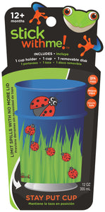 Ladybug - Stick With Me Stay Put Cup