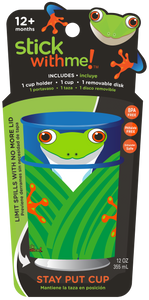 Tree Frog - Stick With Me Stay Put Cup