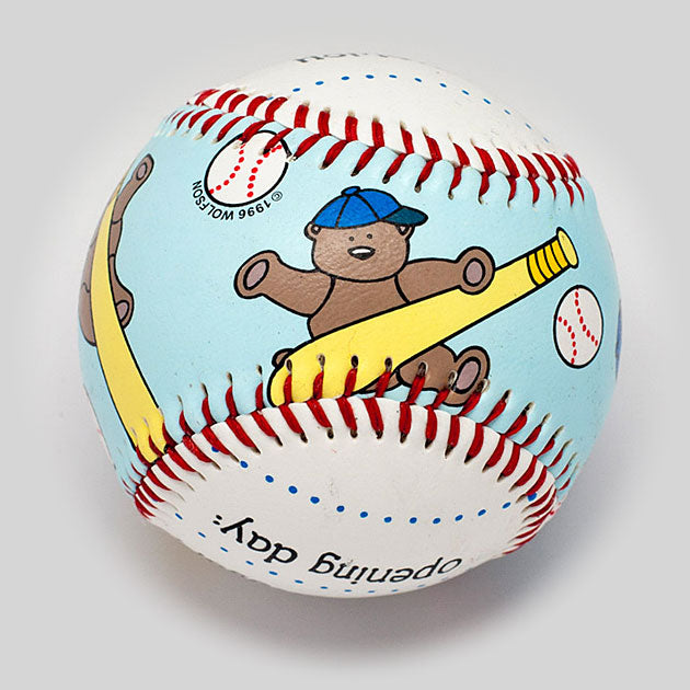 Baby's First Baseball (Boy)