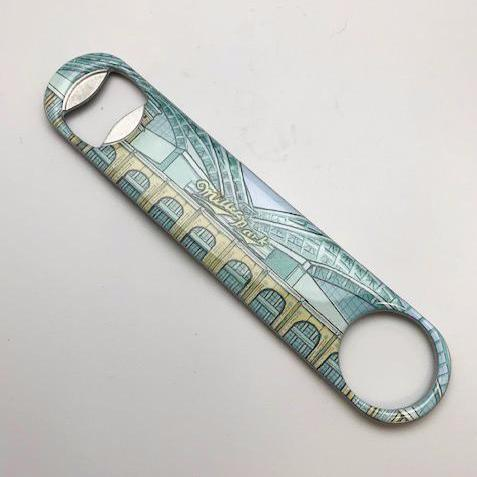 Buy Miller Park Bottle Opener Collectible • Hand-Painted, Unique Baseball Gifts by Unforgettaballs®