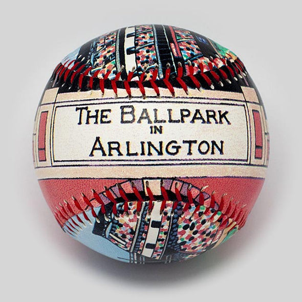 The Ballpark in Arlington Baseball