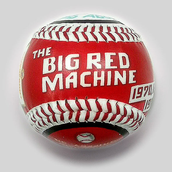 Baseball Legends: The Big Red Machine
