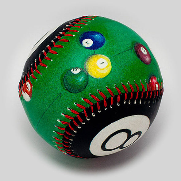 Buy Billards Baseball Collectible • Hand-Painted, Unique Baseball Gifts by Unforgettaballs®
