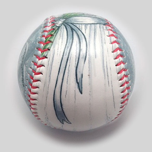 Buy Bride Baseball Collectible • Hand-Painted, Unique Baseball Gifts by Unforgettaballs®