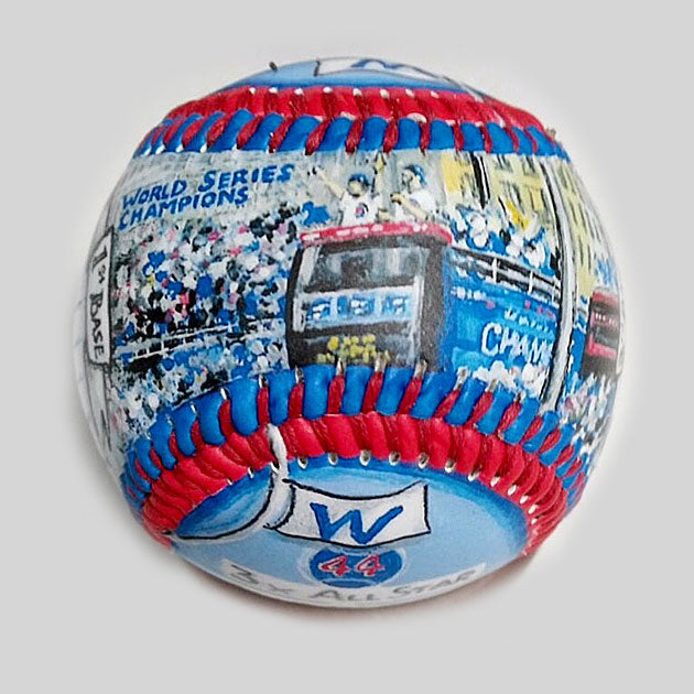 Buy Commemorative Baseball: Bryzzo Collectible • Hand-Painted, Unique Baseball Gifts by Unforgettaballs®