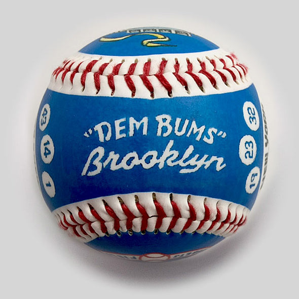 Buy Baseball Legends: The 1955 Brooklyn Dodgers Collectible • Hand-Painted, Unique Baseball Gifts by Unforgettaballs®