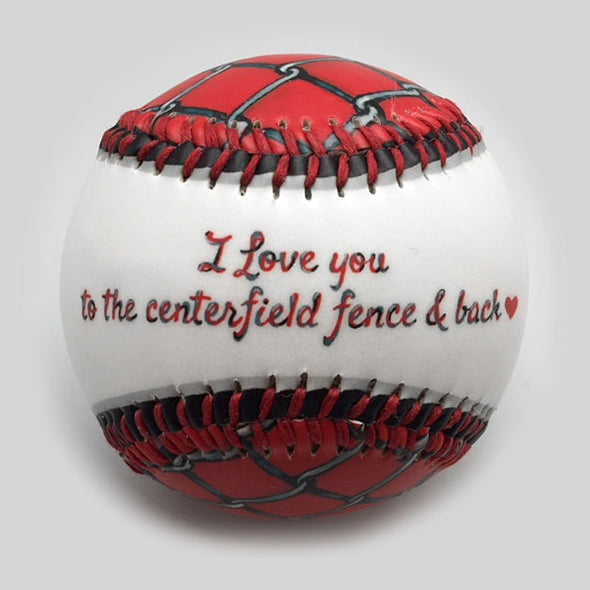 Centerfield Fence Baseball