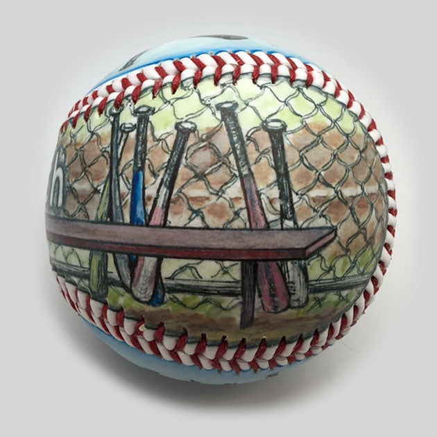 Buy Coach Baseball Collectible • Hand-Painted, Unique Baseball Gifts by Unforgettaballs®