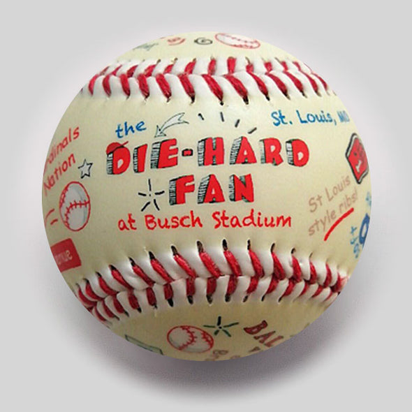 Die-Hard Fan: Busch Stadium