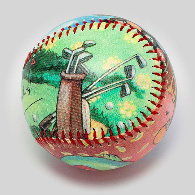 Buy Father's Day Baseball Collectible • Hand-Painted, Unique Baseball Gifts by Unforgettaballs®