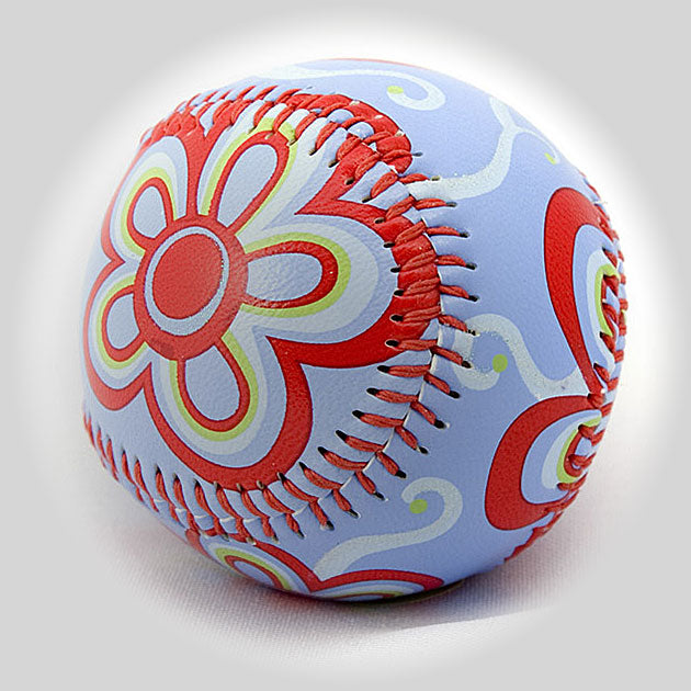 Buy Flowers Baseball Collectible • Hand-Painted, Unique Baseball Gifts by Unforgettaballs®