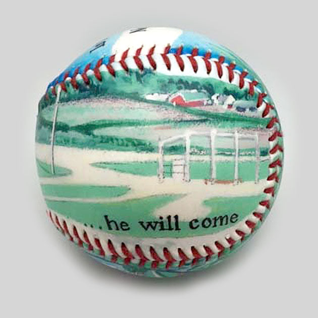 Buy Movie Baseball: Field of Dreams Collectible • Hand-Painted, Unique Baseball Gifts by Unforgettaballs®