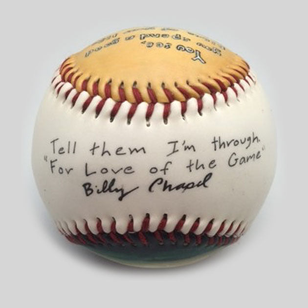 Buy Movie Baseball: For the Love of the Game Collectible • Hand-Painted, Unique Baseball Gifts by Unforgettaballs®