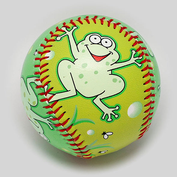 Buy Frogs Baseball Collectible • Hand-Painted, Unique Baseball Gifts by Unforgettaballs®