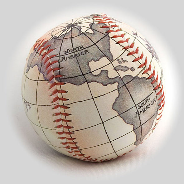 Buy Old Globe Baseball Collectible • Hand-Painted, Unique Baseball Gifts by Unforgettaballs®