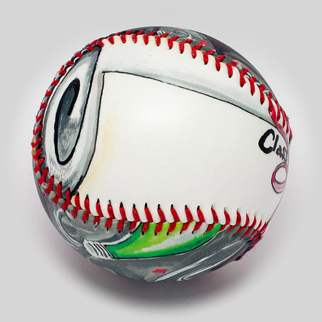Buy Graduation Baseball Collectible • Hand-Painted, Unique Baseball Gifts by Unforgettaballs®