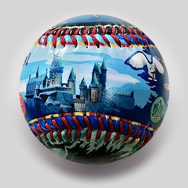 Buy Wizarding Baseball (Harry Potter) Collectible • Hand-Painted, Unique Baseball Gifts by Unforgettaballs®