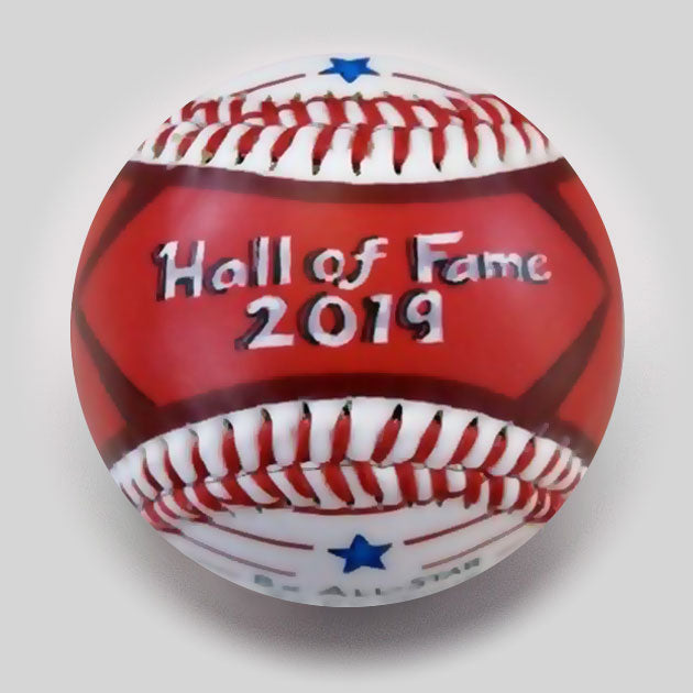 "Buy Commemorative Baseball: ""Doc"" Hall of Fame **ships 9/15/19** Collectible • Hand-Painted, Unique Baseball Gifts by Unforgettaballs®"