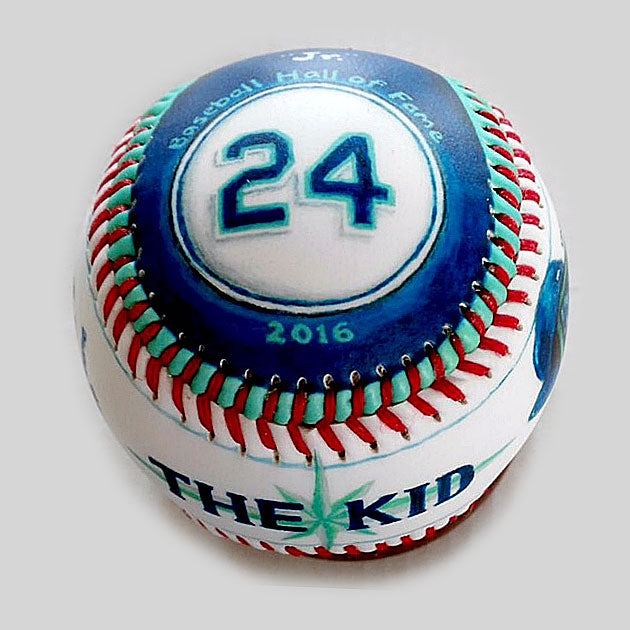 Buy Commemorative: The Kid Collectible • Hand-Painted, Unique Baseball Gifts by Unforgettaballs®