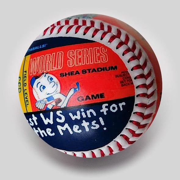 Buy Baseball Legends: The Miracle Mets (Preorder - Ships 6/1/19) Collectible • Hand-Painted, Unique Baseball Gifts by Unforgettaballs®
