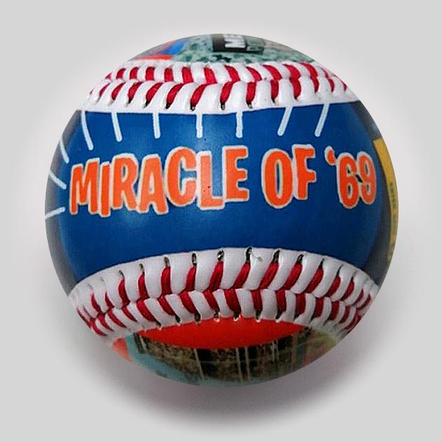 Buy Baseball Legends: The Miracle Mets **ships 2/14/20** Collectible • Hand-Painted, Unique Baseball Gifts by Unforgettaballs®