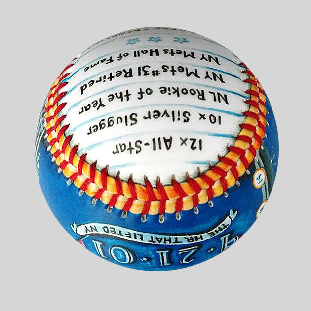 Buy Commemorative: The Mike Collectible • Hand-Painted, Unique Baseball Gifts by Unforgettaballs®