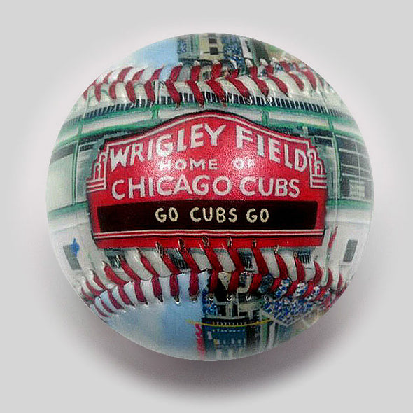 Wrigley Field Baseball