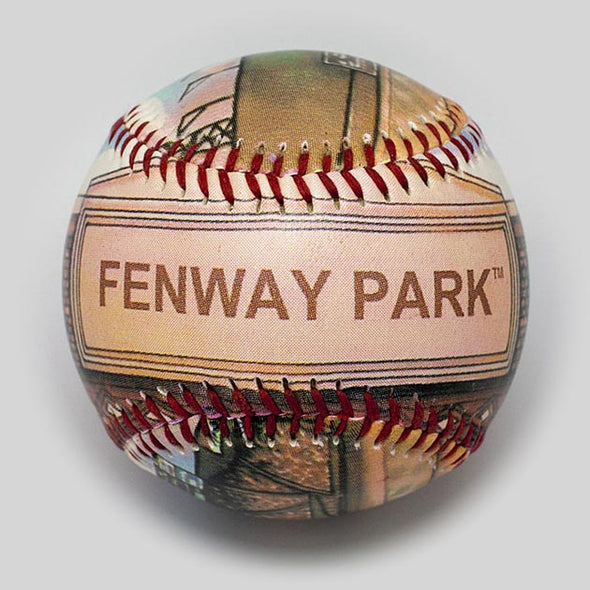 Buy Old Fenway Park Baseball Collectible • Hand-Painted, Unique Baseball Gifts by Unforgettaballs®