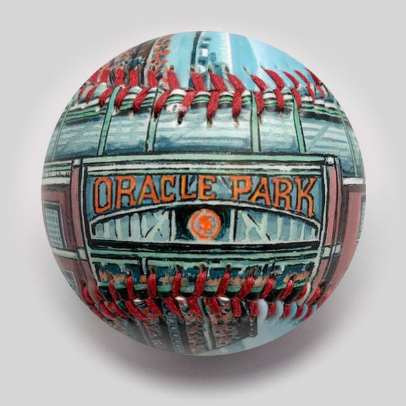 Oracle Park Baseball