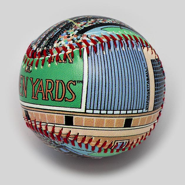 Buy Oriole Park at Camden Yards Baseball Collectible • Hand-Painted, Unique Baseball Gifts by Unforgettaballs®