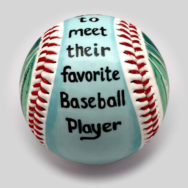 Buy Baseball Parent Baseball Collectible • Hand-Painted, Unique Baseball Gifts by Unforgettaballs®