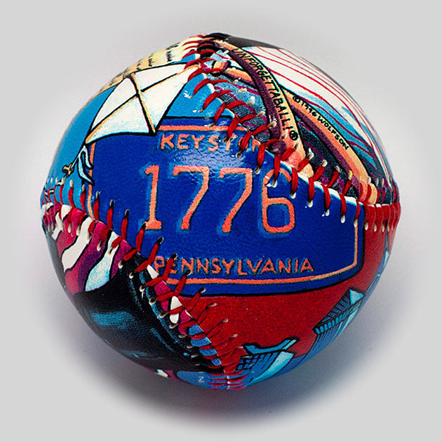 Buy Philadelphia Baseball Collectible • Hand-Painted, Unique Baseball Gifts by Unforgettaballs®