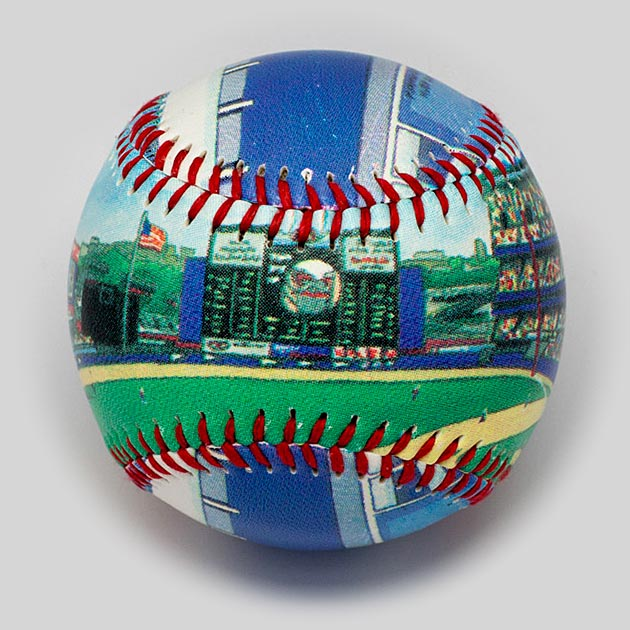 Buy Shea Stadium Baseball Collectible • Hand-Painted, Unique Baseball Gifts by Unforgettaballs®