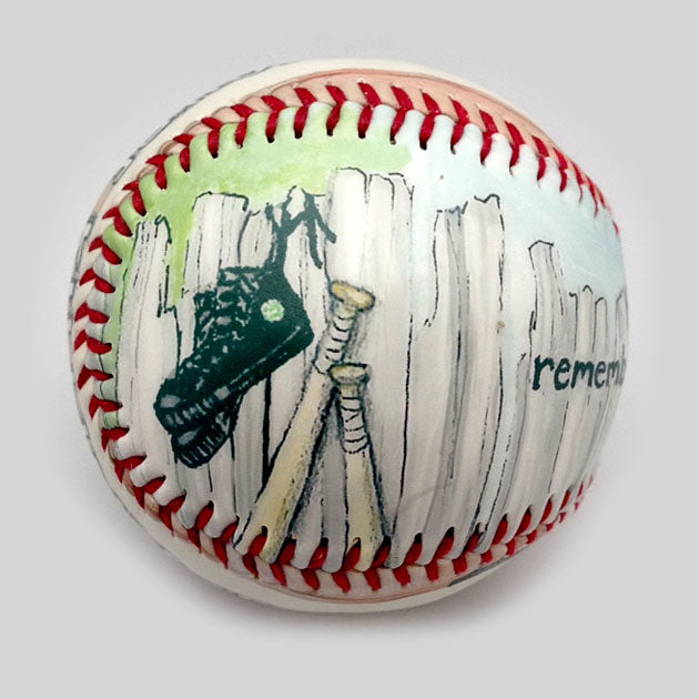 Buy Movie Baseball: Smalls' Baseball Collectible • Hand-Painted, Unique Baseball Gifts by Unforgettaballs®