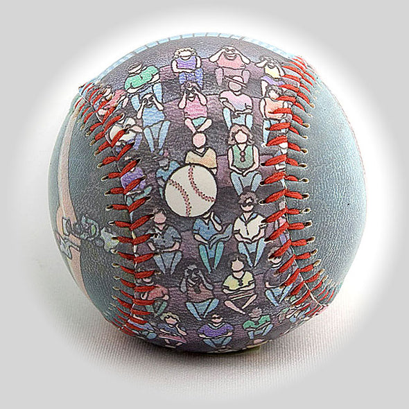 Buy Stadium Baseball Collectible • Hand-Painted, Unique Baseball Gifts by Unforgettaballs®