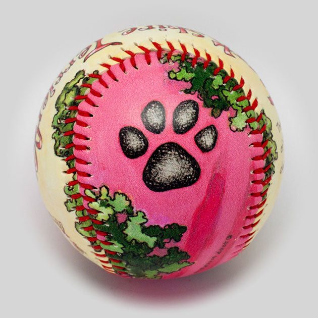 Buy Yorkshire Terrier Baseball Collectible • Hand-Painted, Unique Baseball Gifts by Unforgettaballs®