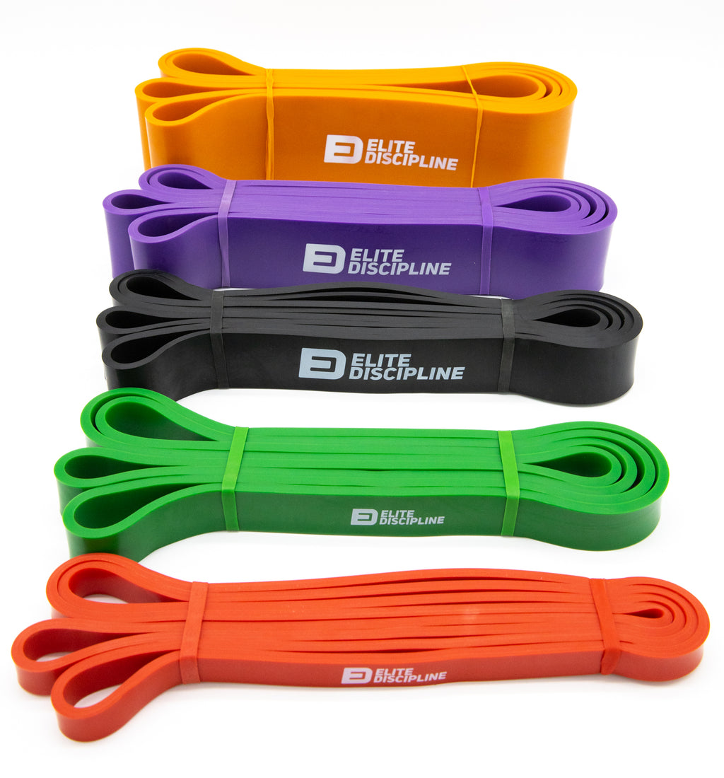 Resistance Bands (Set of 5)