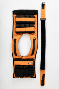 ETD Weight Vest 15kg - Orange