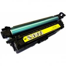 Toner Compatible CE262A YELLOW