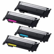 Cartucho de Toner Compatible CLT-Y404S YELLOW