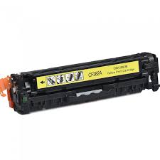 Toner Compatible CF382A YELLOW
