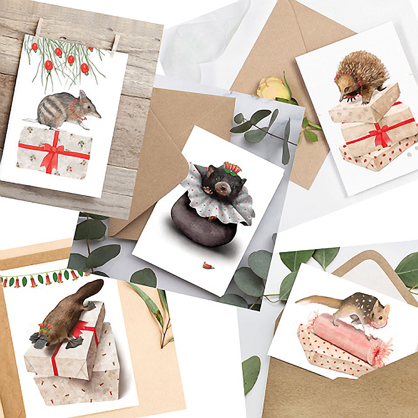 Best in Show - Christmas Card Pack of 5