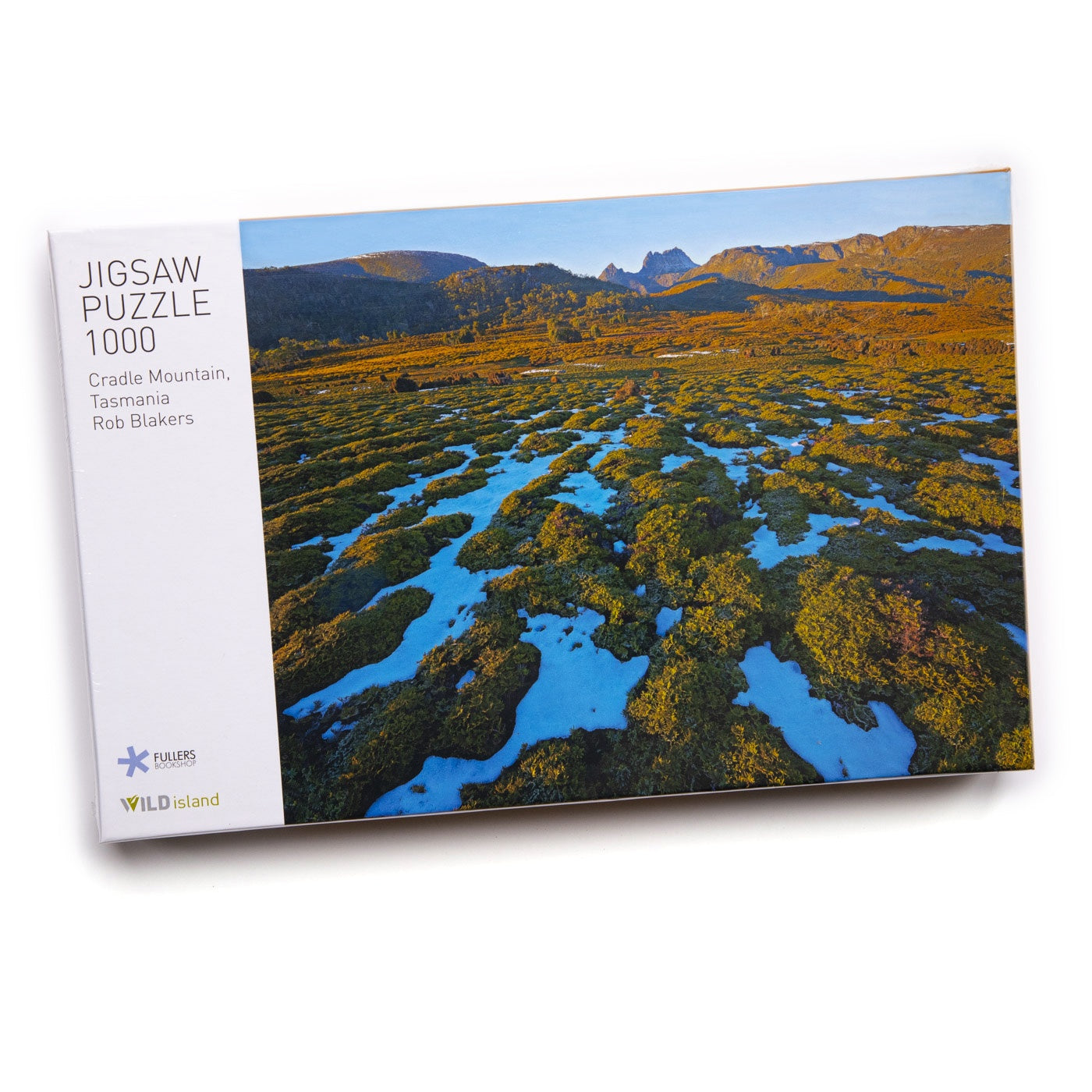 Rob Blakers Jigsaw Puzzle - Cradle Mountain